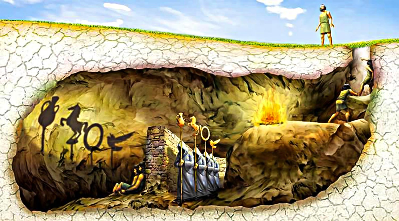 Plato'nun Mağarası