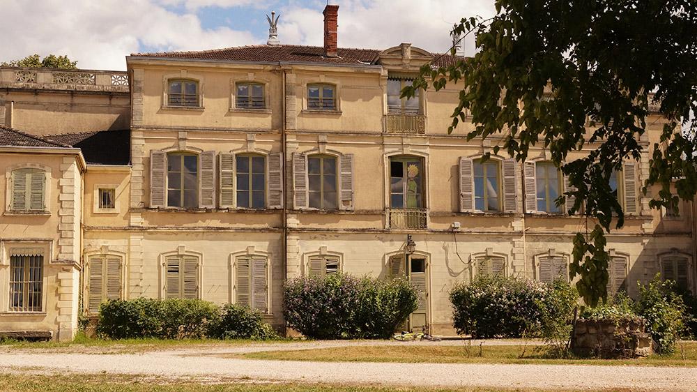 Saint-Maurice-de-Rémens Şatosu