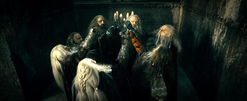 """""""Yedisi taştan saraylarında Cüce Hükümdarlar'a..."""""""