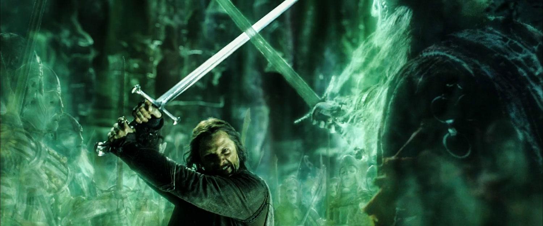"Hem ""Maddi"" hem de ""Manevi"" bir kılıç olan Narsil"