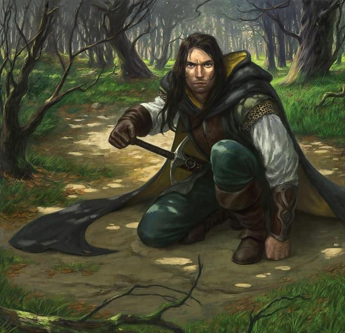 Arathorn oğlu Aragorn