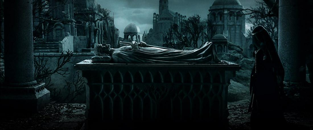 Ilúvatar'ın insanlara hediye olarak verdiği ölümü tadan Aragorn ve ölümsüz aşkı Arwen