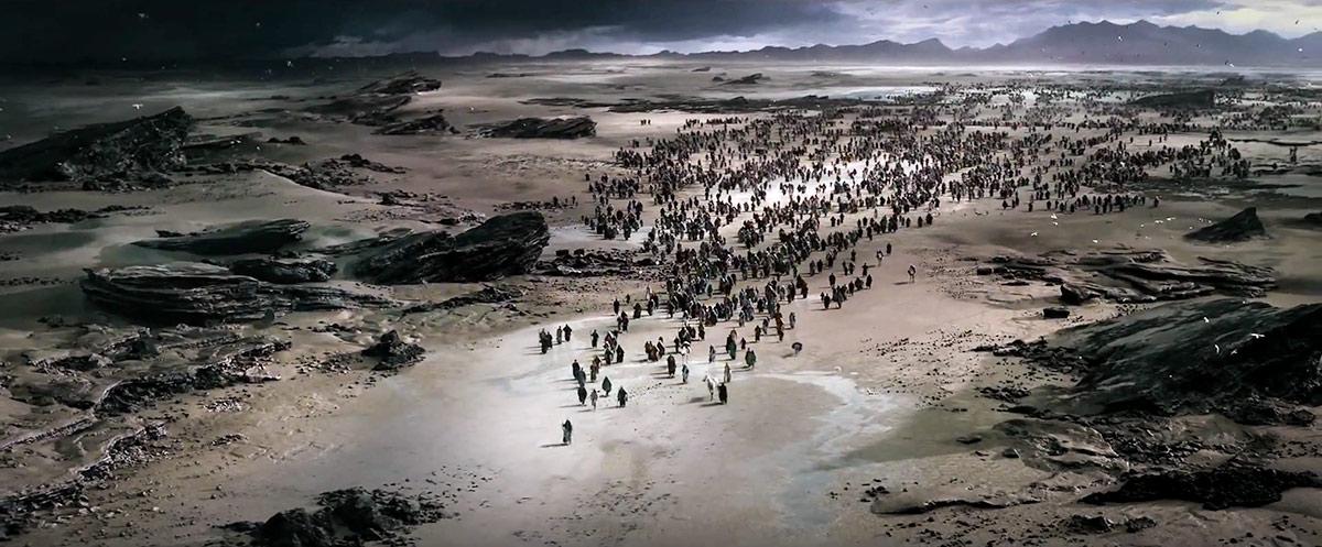 Beni İsrail'in Hz. Musa (as) önderliğinde Mısır'dan firarı (kaçış)