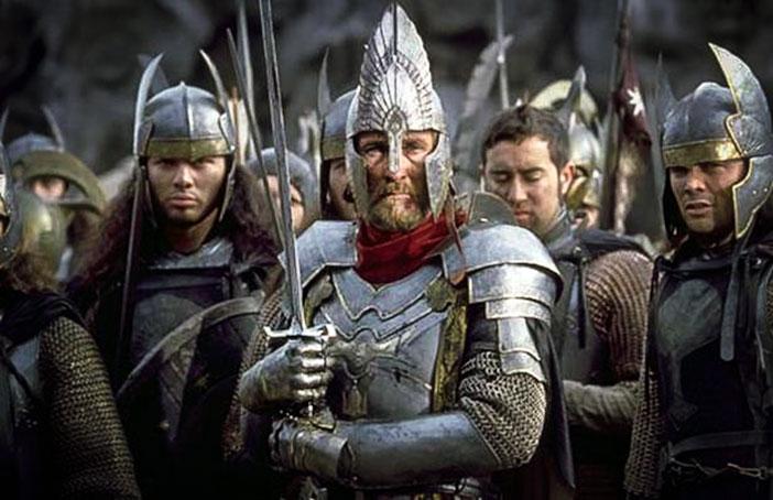 Arnor ve Gondor Kralı ve Aragorn'un atası Elendil