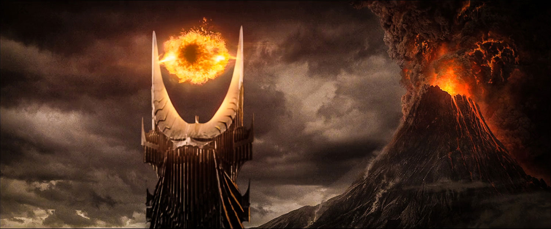 """Sauron'un """"Herşeyi Gören Gözü"""""""
