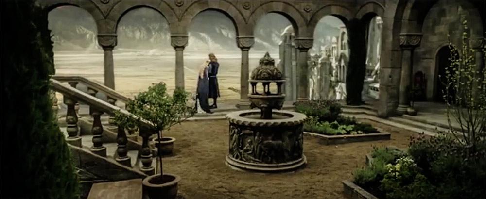 Faramir ve Eowyn