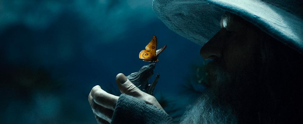 """Gandalf ve Arifler için güzellik, varlığın ortak diliydi ve bundan üstün bir """"büyü"""" yoktu."""