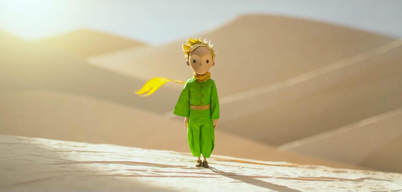 'Lütfen, bana bir koyun çizin!' - Küçük Prens