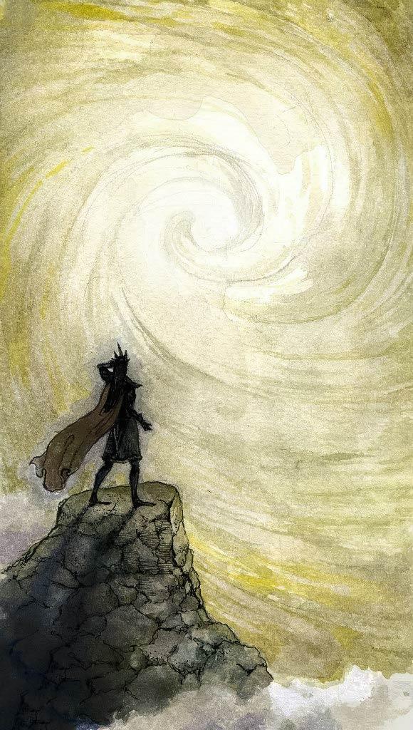 Eru Ilúvatar ve Melkor
