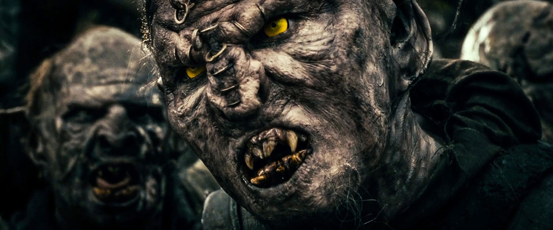 Mordor Orku