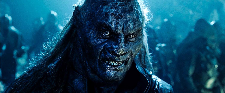 Saruman'ın ordusundan bir Uruk-Hai