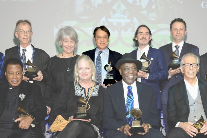 Ray Kurzweil - Grammy Ödül Töreni'nde