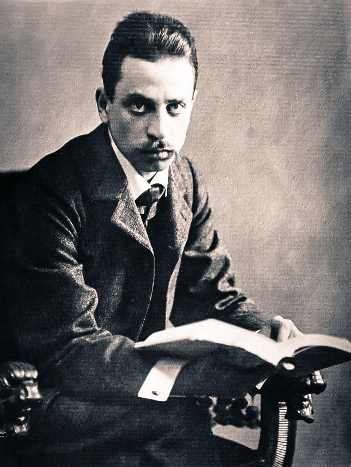 Rainer Maria Rilke / 1906