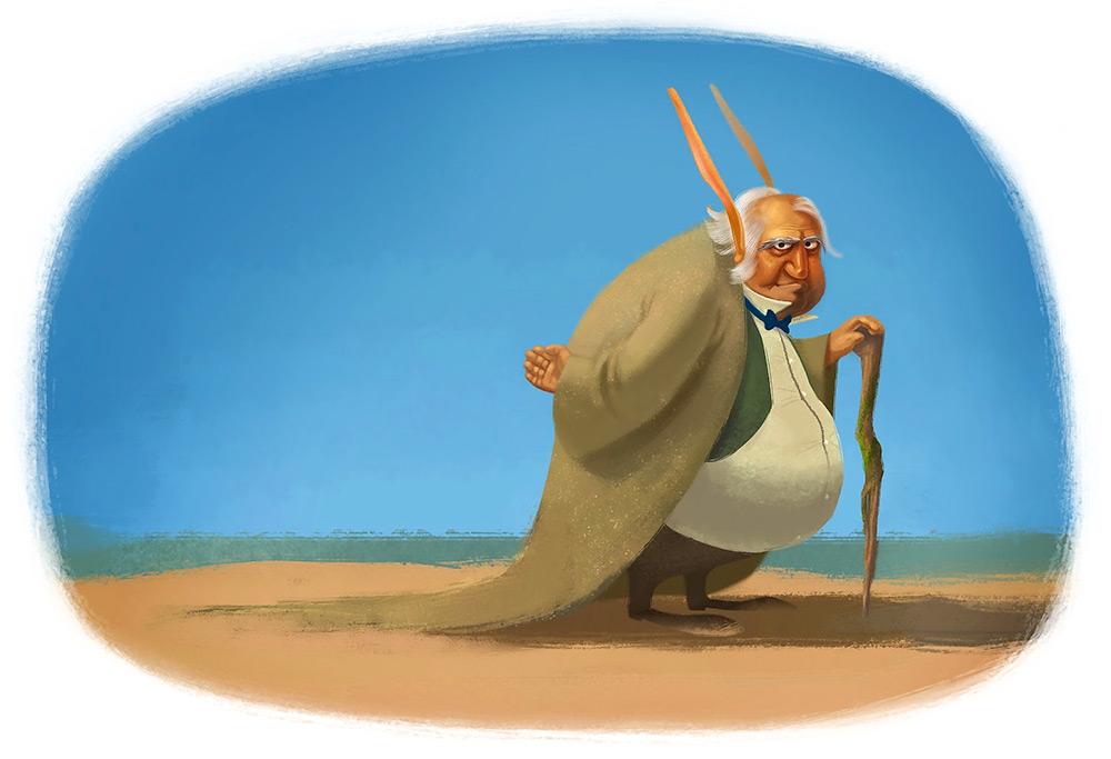 Kum 'Arifleri'nin en yaşlısı Psamathos Psamathides