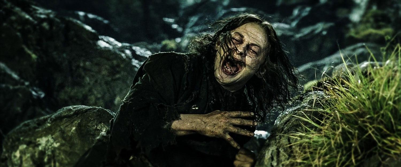 Tek Yüzük'ün laneti ile acılı bir şekilde Gollum'a dönüşen Smeagol