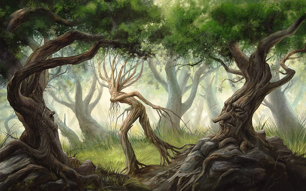 Ağaç Çobanları Entler