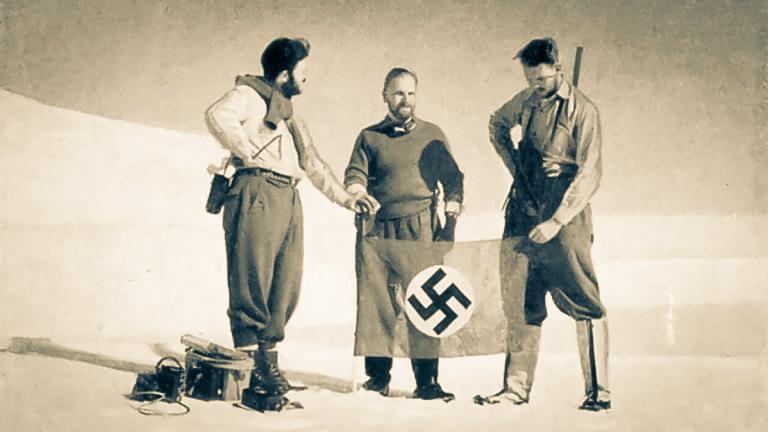 Naziler'in Antarktika'ya yapılan keşif seferi (1938-1939)
