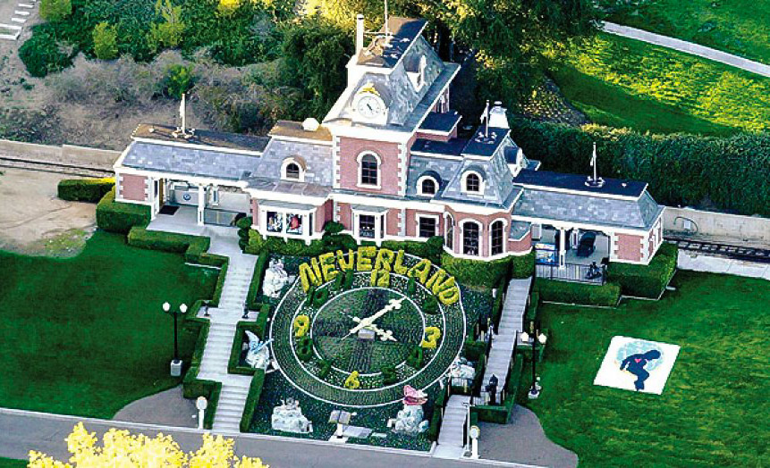Michael Jackson'ın Neverland'i