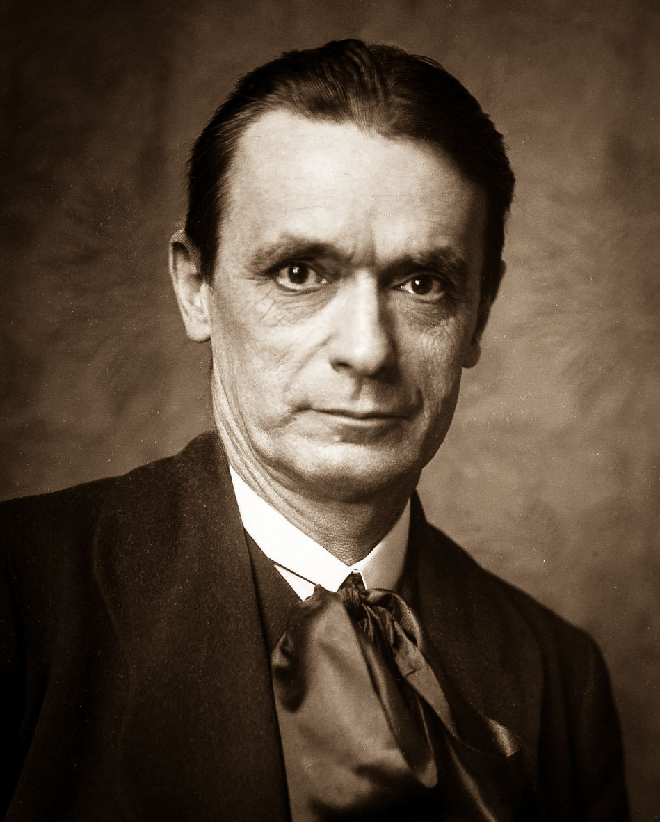Rudolf Steiner (1861-1925)