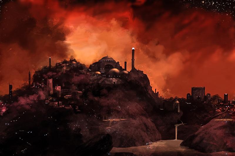 Tirion Şehri