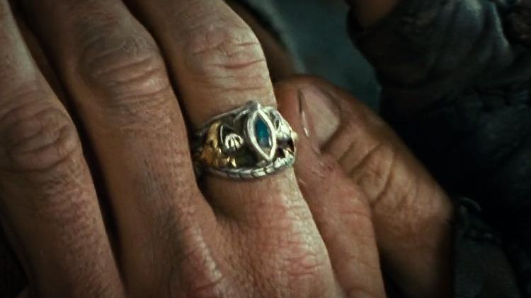 Barahir'in Yüzüğü